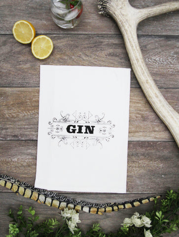 Gin Kitchen Bar Towel