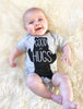 Good at Hugs Baby Bodysuit