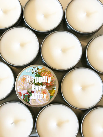 Happily Ever After Scented Candle