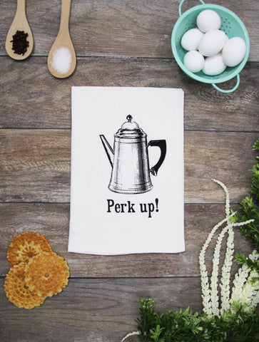 Perk Up Kitchen Towel