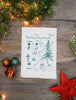 Christmas Essentials Kitchen Towel - Green