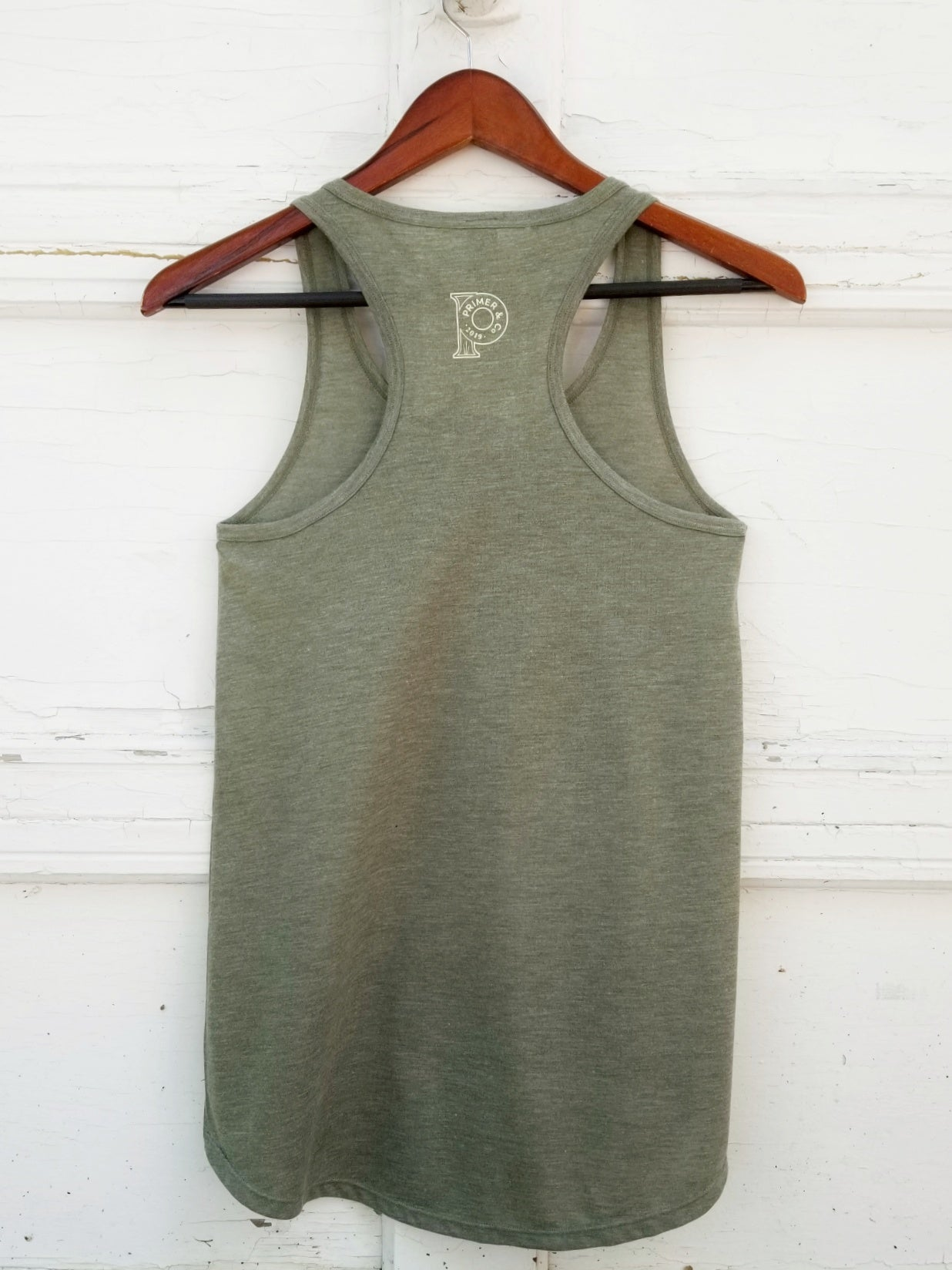 Women's Racerback Tank - Gunday