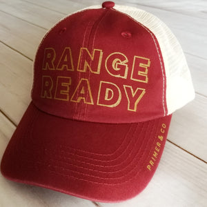 Ponytail Hat- Range Ready