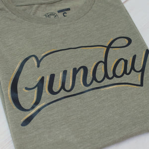 Women's Crew Neck Tee - Gunday