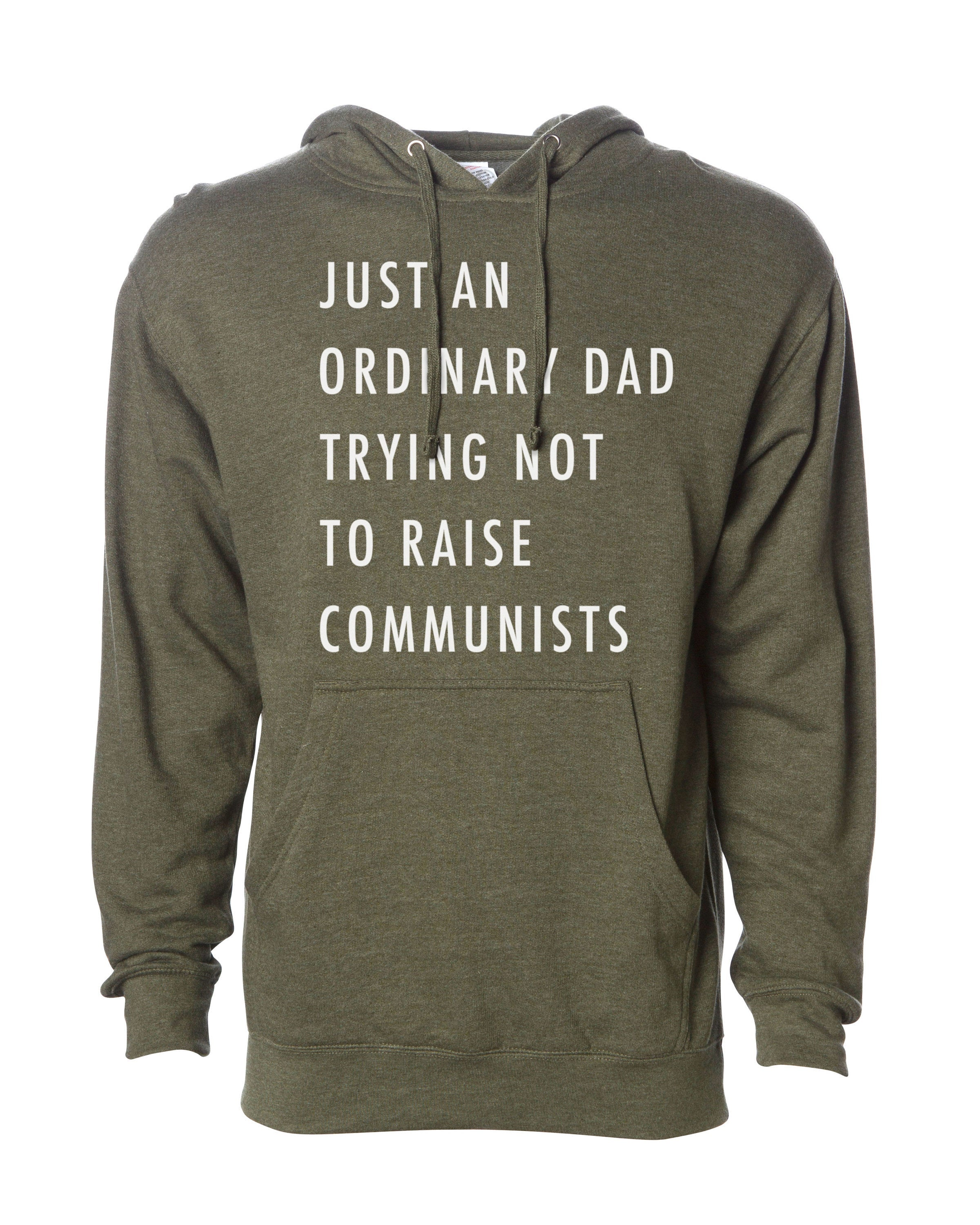 Men's Hoodie - Just an Ordinary Dad