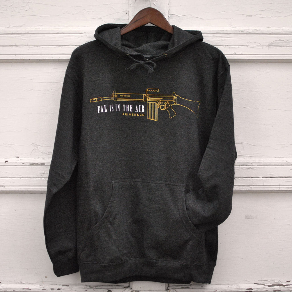 Men's Hoodie - FAL is in the Air