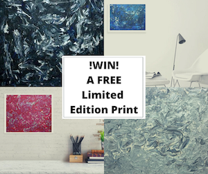 Win a free limited edition print of one of David Barton Price's paintings!