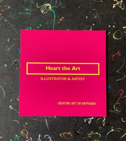 Heart The Art - Your Art Butler