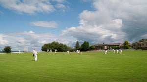 Clayton Cricket Club v Greetland in The Towergate Halifax Cricket League. 2