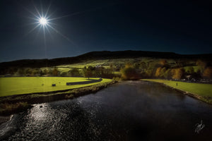 Burnsall into Sun