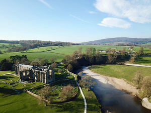 Bolton Abbey, Skipton, North Yorkshire