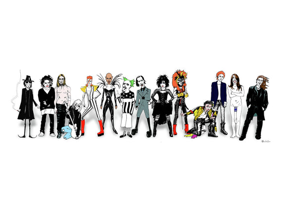 Music Heroes 80s and 90s