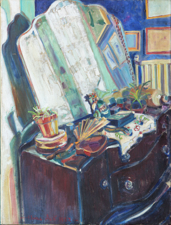 The Artist's Dressing Table 1983