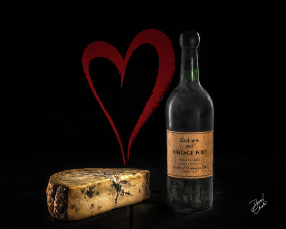 Love Cheese and Vintage Port