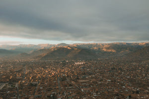 Cusco at sunrise