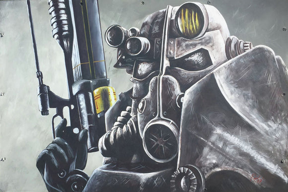 Mechanized Man Fallout