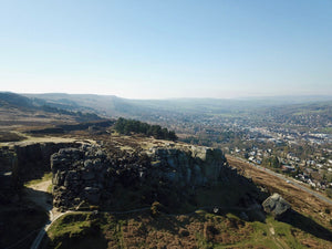 The Cow and Calf, Ilkley, Yorkshire