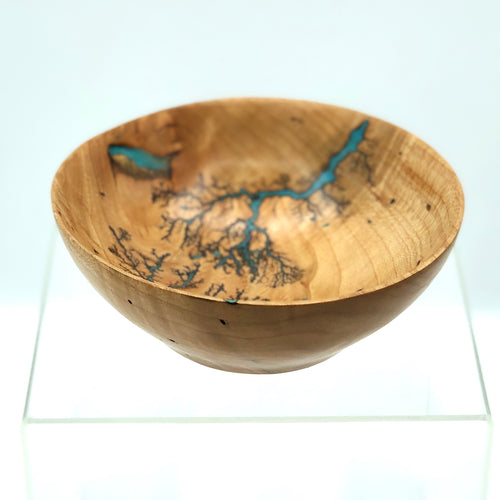 TB Small Maple Bowl