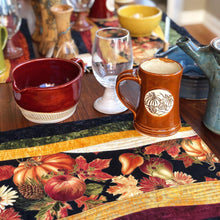 Load image into Gallery viewer, Quilted Fall Placemats, Set of 4