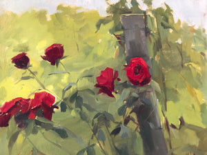 "Tanvi Pathare, ""Red Roses"""