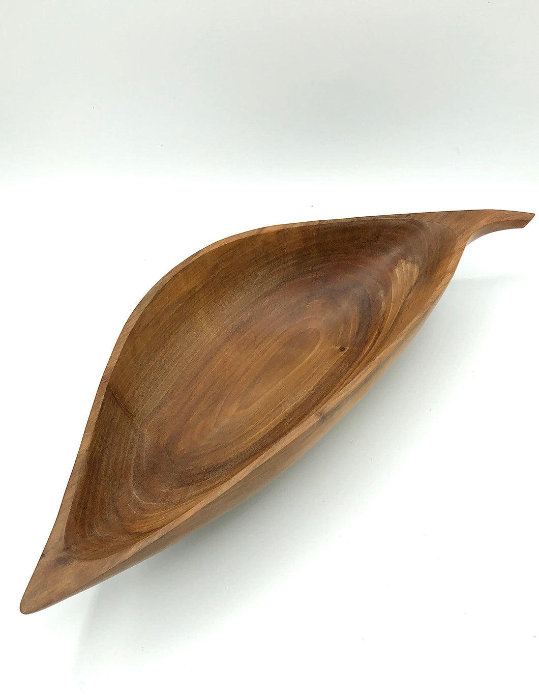 Don Talcott #157 Large Leaf Bowl