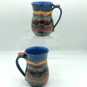Color Stripes Mug