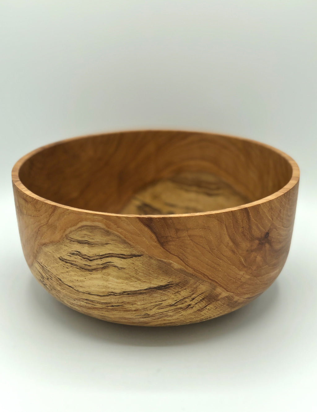 Don Talcott #183, Spalted Pecan Bowl