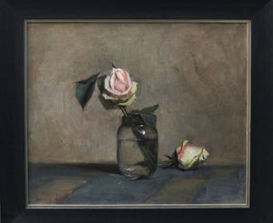 "Tanvi Pathare, ""Composition with Roses"""