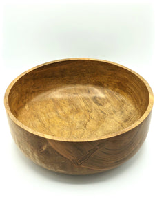 Don Talcott #153, Figured Maple Bowl