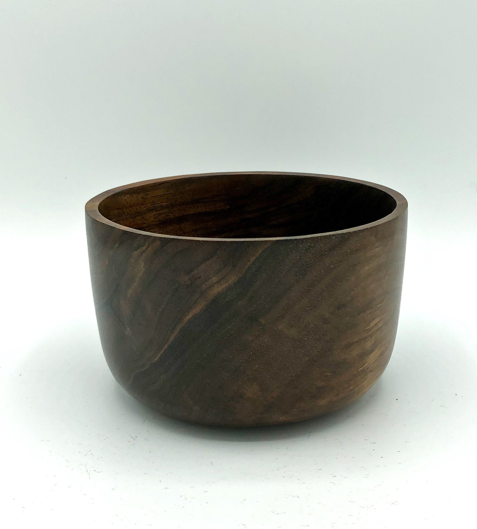 Don Talcott #181, Black Walnut Turned Bowl