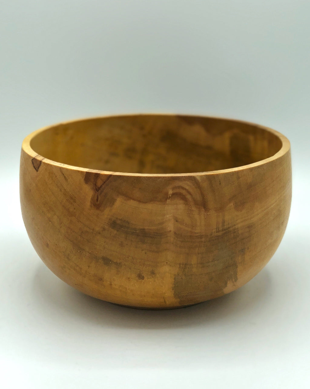 Don Talcott #146, Silver Maple Bowl