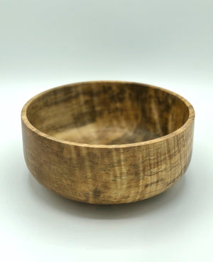 Don Talcott #185, Figured Maple Bowl
