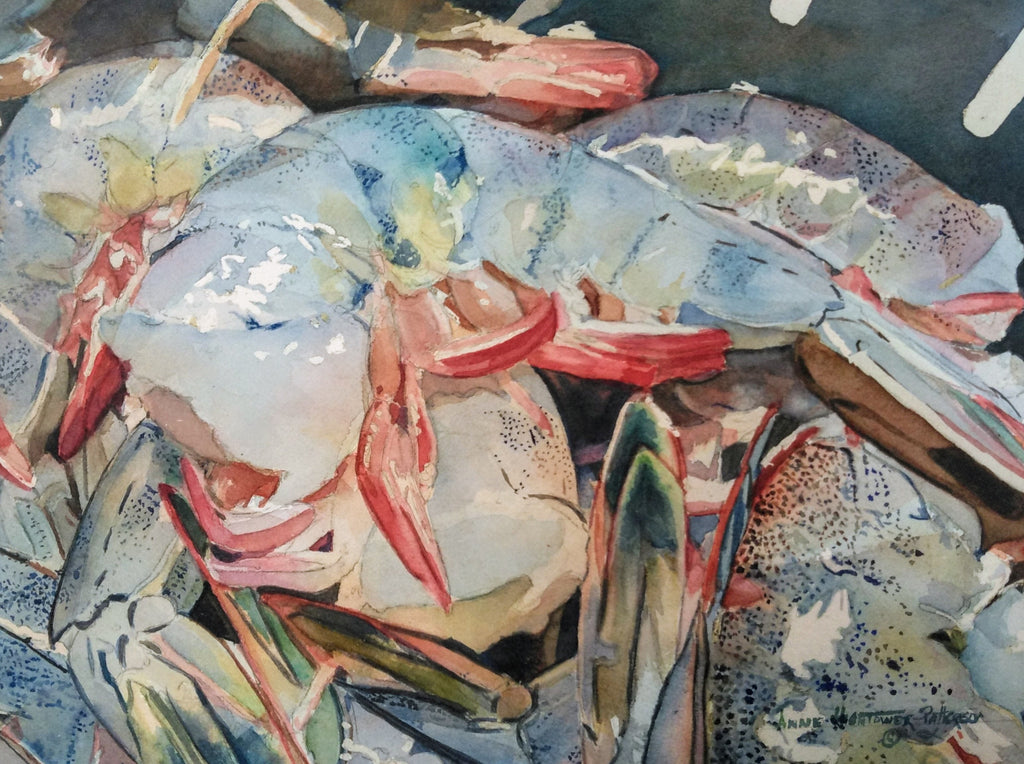 Boiled Shrimp, Anne Hightower-Patterson