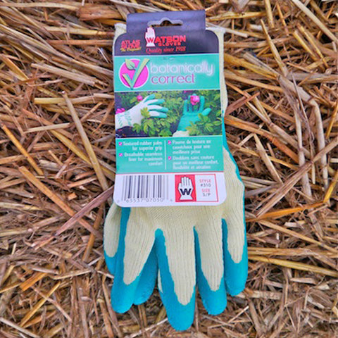 Botanically Correct Garden Gloves
