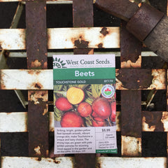 Beets - Golden Touchstone Organic