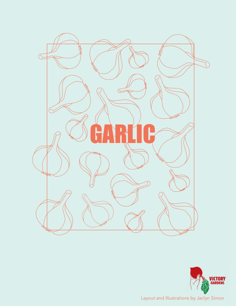 Garlic E-Book