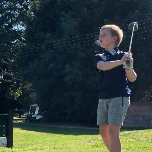 SPRING/SUMMER SERIES - OOM 5 & JNR CLUB CHAMPS ROUND 1 - 4/7/20