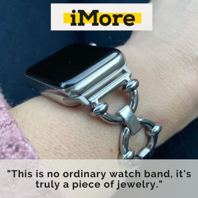Love from iMore: Classic Link Bracelet for the Apple Watch 🌟⌚️🌟