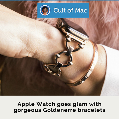 All metal bands for the Apple Watch Cult of Mac Review