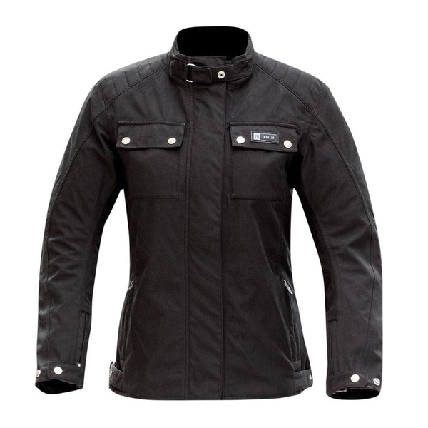 Ellipse Jacket, Black