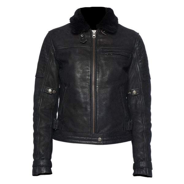 Night Hawk Jacket Black
