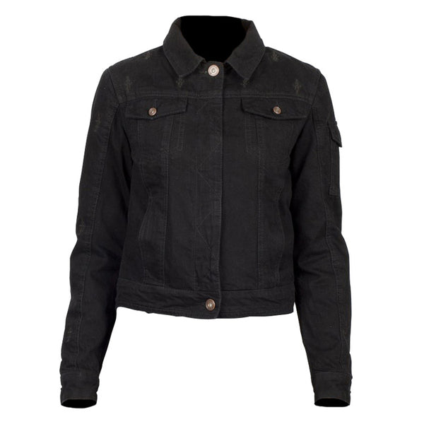 Nowhere Bound Jacket Black
