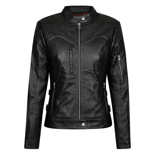 Trix Jacket Black