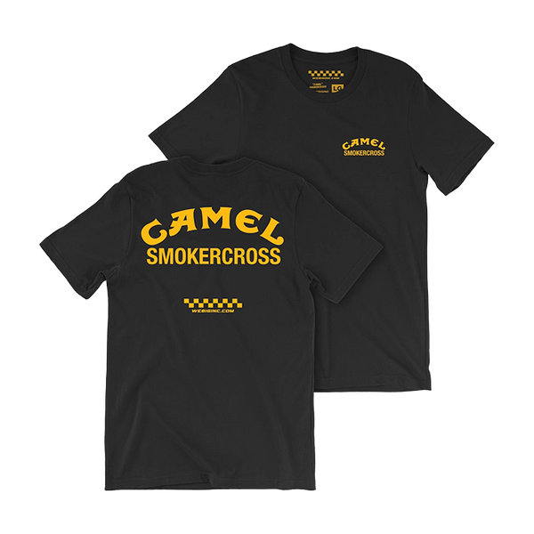Camel Smokercross Tee