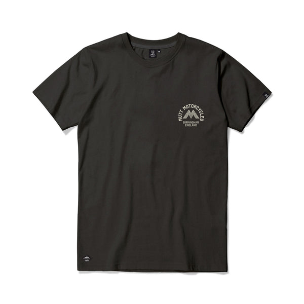 Mutt Shop T-Shirt, Black