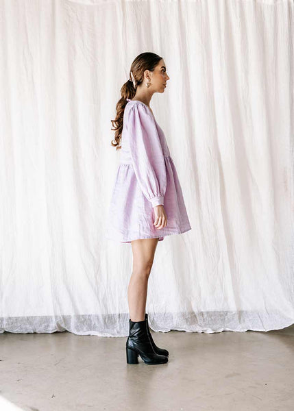 Lottie Dress | Lilac