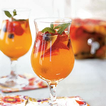Try This Sparkling Sangria Recipe To Celebrate National Drink Wine Day