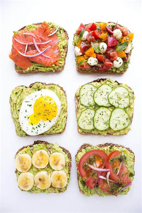 3 Delicious Toast Recipes You Can Eat Any Time