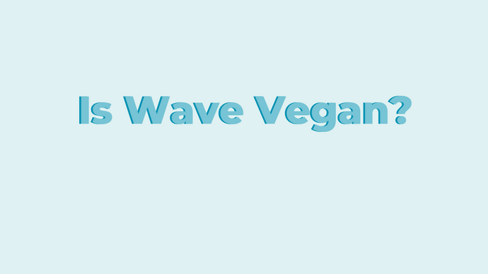 Is Wave Vegan?