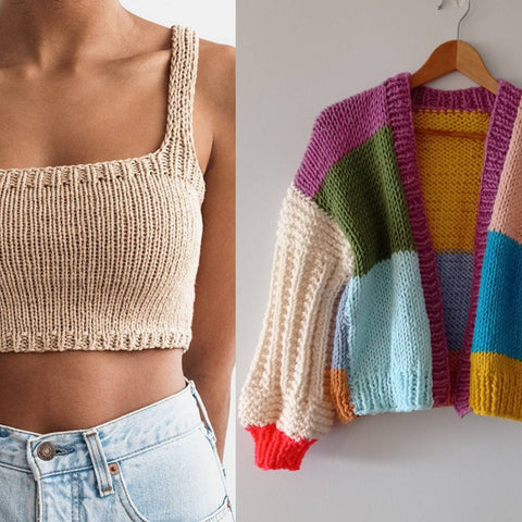 knit outfits